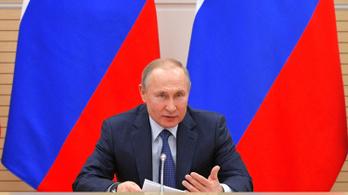 Putyin: Nem lesz melegházasság Oroszországban, amíg én vagyok az elnök