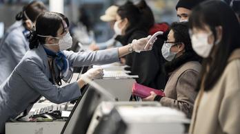 Japán közel 30 milliárd forintot ad a koronavírus megállítására