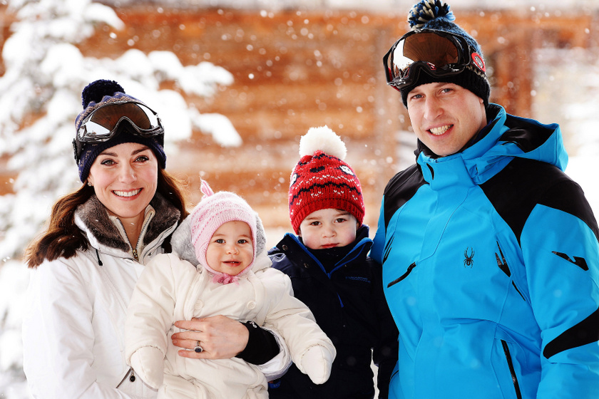 royal family ski