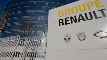 Veszteséges éven van túl a Renault