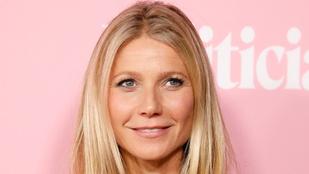 Gwyneth Paltrow szerint megbukott anyaként