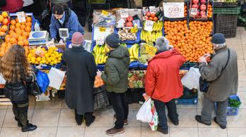 Tényleg drágább az étel? Megmutatjuk, hogyan változtak az árak