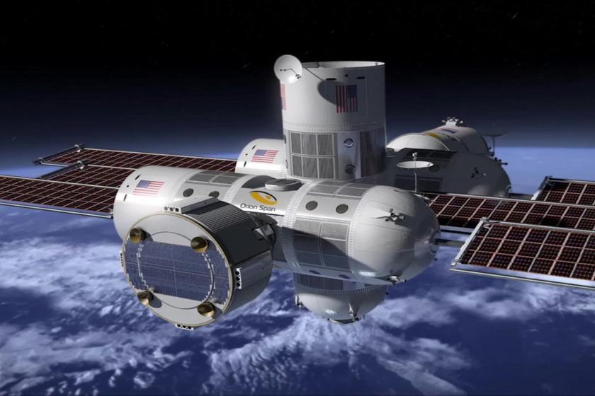 Ilyen lesz az első űrhotel belülről: a kéthetes vakáció tíz millió dollárt kóstál majd