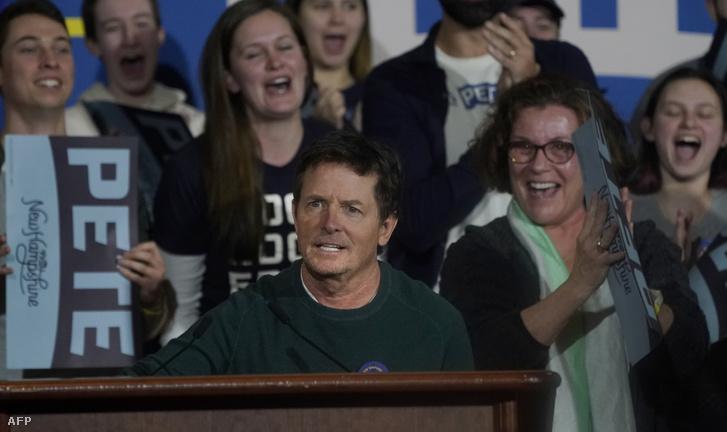 Michael J. Fox New Hampshire-ben