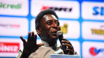 Pelé: Ilyen idősen normális, hogy vannak rossz napjaim