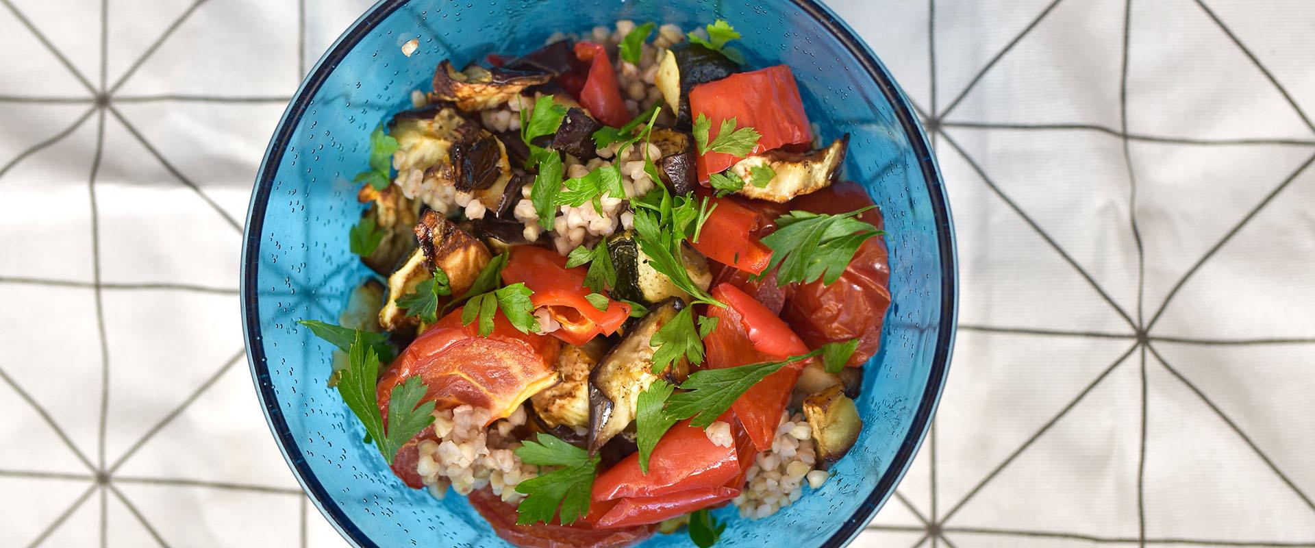 sült zöldség saláta - cover