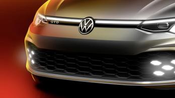 Szupertiszta szuperdízelt ígérnek a VW Golfba