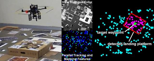 A JPL-nél fejlesztett MAV