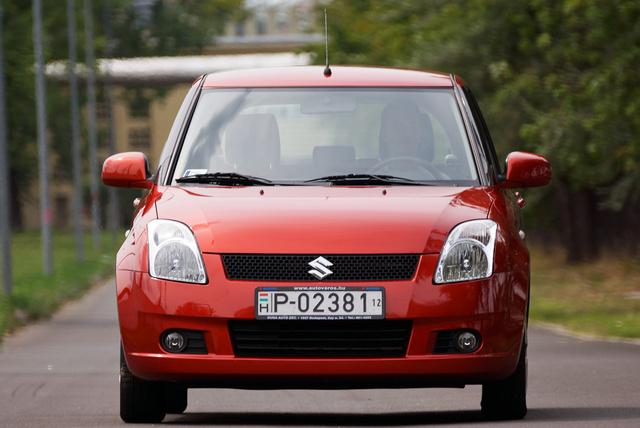 Vele kezdett el a Suzuki egész jó autókat gyártani