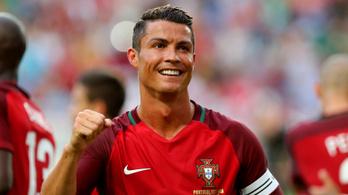 Instagramon Cristiano Ronaldo mindent visz