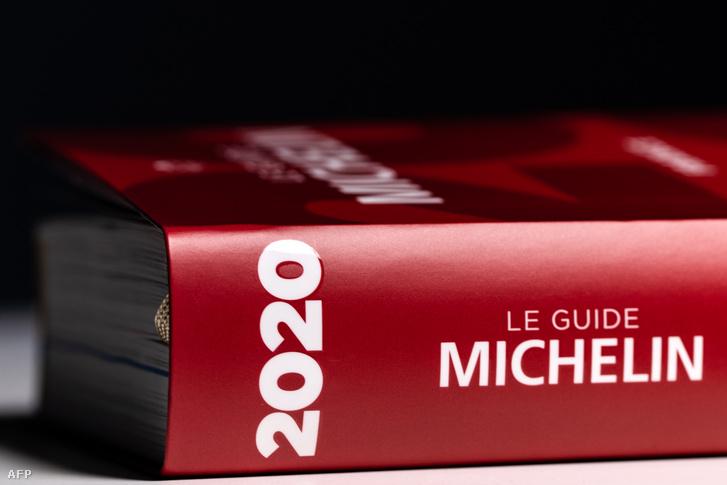 A Michelin-kalauz idei kiadása