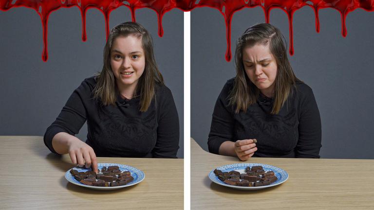 Megkóstoltuk a vércsokit, amiben nincs is csoki