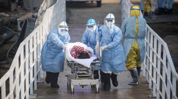 Koronavírus: Hszi bekeményített, hullanak a fejek Vuhanban