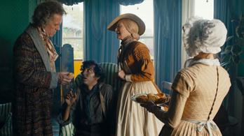 Lázadóan viccesnek ígérkezik Iannucci Copperfield Dávidja