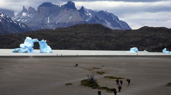 Gyorsabban olvad az antarktiszi jégtakaró, mint gondoltuk