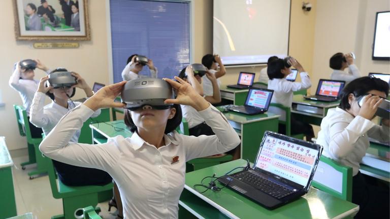 Jön a virtuális valóság az iskolában