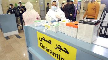 Megjelent a koronavírus Egyiptomban is