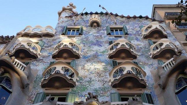 Barcelonai villámlátogatás