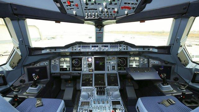 Pilótafülke látogatás