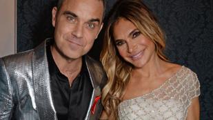 Ha esetleg lemaradt volna: Robbie Williamsnek már 4 gyermeke van