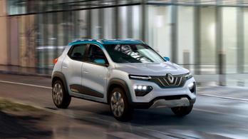 Hamarosan érkezik az elektromos Dacia