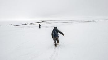 Hóba ásott lyukban élt túl egy éjszakát négy gyerek az alaszkai vadonban