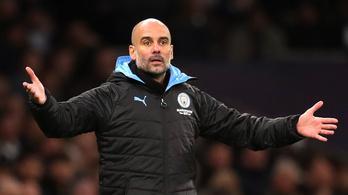 Pontlevonást is kaphat a Manchester City a bajnokságban