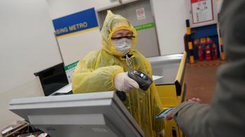 Fertőtlenítik, és két hétre karanténba rakják a bankjegyeket a kínai bankokban a koronavírus miatt