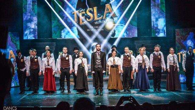 Február 28-án érkezik a Nikola Tesla életéről szóló műsor