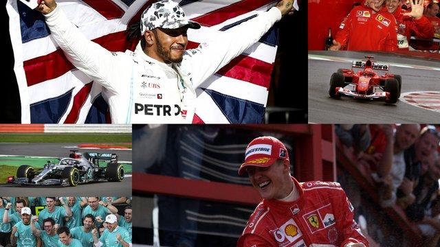 Ezek a legek dőlhetnek meg a 2020-as F1-es szezonban