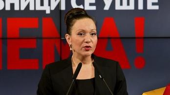 Leváltották Észak-Macedónia miniszterét, mert kitartott a Macedón Köztársaság név mellett