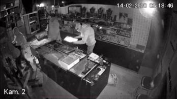 Videón a százmillió forintos kassai ékszerrablás