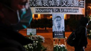 Házi őrizetbe került a kínai professzor, aki kritikus esszét írt a koronavírus kezeléséről
