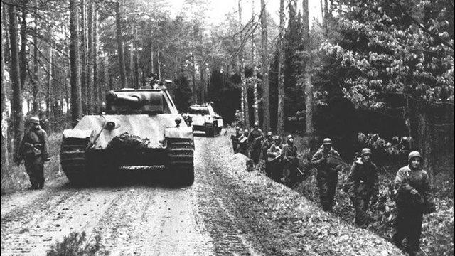 A II. világháborús német összeomlás 8 előzménye és oka