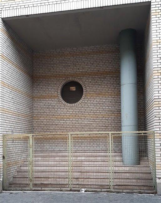 fal lépcső