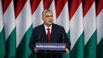 Nézze vissza Orbán Viktor 22. évértékelőjét!