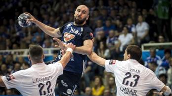 Kézi-BL: hat gólról jött vissza, nagy meccsen verte a Szeged a PSG-t
