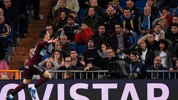 Első érintésre gólt lőtt a Realnak Mina, ikszelt a Celta Madridban