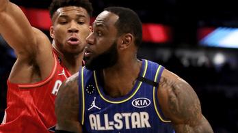 Telitalálat az új NBA All-Star-meccs, méltó emlék Kobe Bryantnek