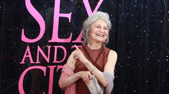 Meghalt a Szex és New York és Az éhezők viadala színésznője