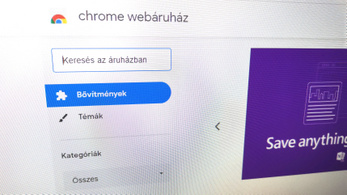 Több mint 500 Chrome-kiterjesztés lopta a személyes adatainkat
