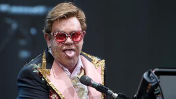 Elton Johnnak a keddi és szerdai koncertjeit is le kellett mondania