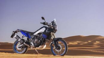 A Yamaha Ténéré 700 hivatalosan is jól néz ki