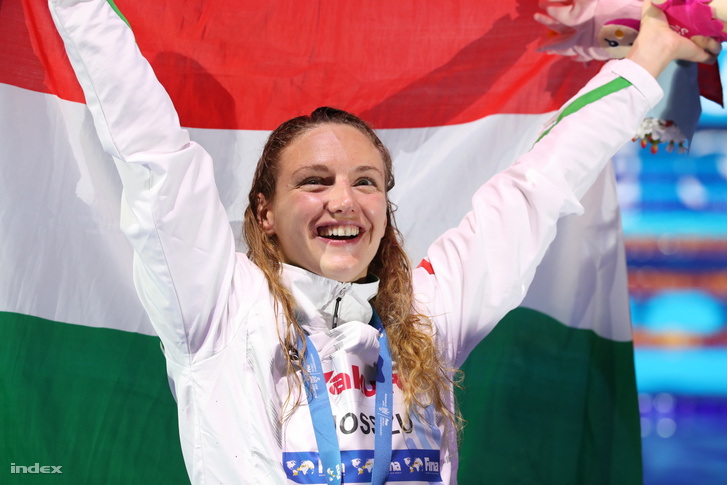 Hosszú Katinka a 2017-es vizes világbajnokságon