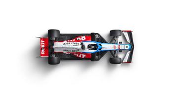 A sebessége kérdéses, de jól néz ki az új F1-es Williams