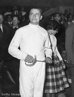 Gerevich Aladár az 1932-es olimpián
