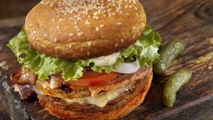 Zseniális recept: hamburgerzsömle gluténmentesen
