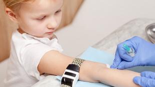 Vérvételen a gyerek: Így kezeld jól a helyzetet