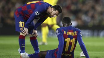 A Barcelona engedélyt kapott, soron kívül igazolhatnak