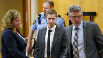 Vádat emeltek a mecsetben lövöldöző norvég férfi ellen